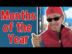 Learn the months of the year with Jack Hartmann's Months of the Year Rap. Learn the months and their syllables by clapping along to this fun months of the ye. Calendar Songs, Morning Calendar, Jack Hartmann, Good Morning Song, Action Songs, School Videos, Music And Movement, Music Channel, Brain Breaks