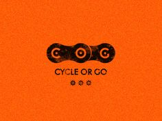 Cycle or Go Logo by TAS.