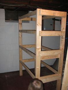 Basement Shelf Plans Basement Shelf Plans Create Your Own DIY Closet  Organization Plan Increasing The Storage Capacity Of Any Closet With A  Closet ...