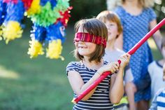 20 creative and simple children's birthday party games that will keep the kids having fun.