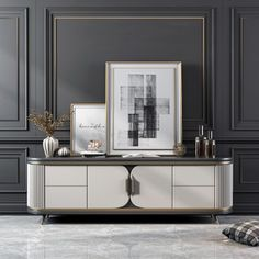 电视柜3d模型 Luxury Furniture, Bedroom Furniture, Furniture Design, Modern Sideboard, Credenza, Living Room Sofa Design, 3d Modelle, Tv Unit Design, Bedroom Layouts
