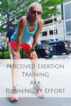 Perceived Exertion T
