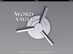 Word Vault ($9.99) the ultimate tool to help parents and professionals teach speech, language, and social skills. Access 30,000 functional words, sentences, and stories in 200+ categories with the touch of a finger. Quickly find functional words by sound, blend, place, syllable, or language concept through easy navigation. Found here http://kcummingsslp.blogspot.com/2013/10/in-my-appinion-word-vault-giveaway.html