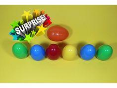 Сюрприз Яйцо Правописание Урок 3 Узнайте слово Интерьер дома Surprise Eg...