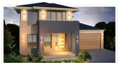 Metricon Home Designs: The Hadley. Visit www.localbuilders.com.au/builders_nsw.htm to find your ideal home design in New South Wales
