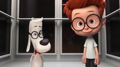 mr peabody and sherman - Google Search