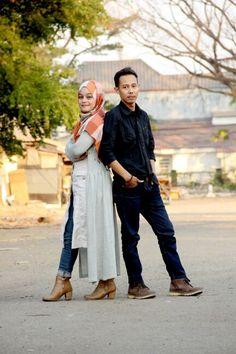 A happy couple Nynha jawasang