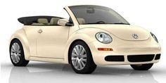 Volkswagen Beetle Convertible 2010