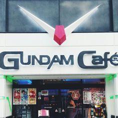 Gundam Cafe | Tokyo