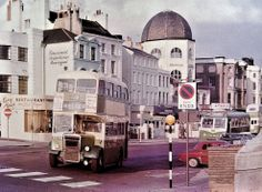Southdown bus Bus Coach, Bus Station, Black Forest, British Style, Cover Photos, Will Smith, Worthing, Nostalgia, Past