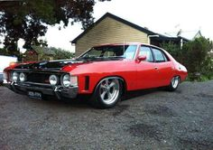 XA Falcon GT - love it, want one! Australian Muscle Cars, Aussie Muscle Cars, American Muscle Cars, Car Ford, Ford Gt, Classic Motors, Classic Cars, Sweet Cars, Top Cars