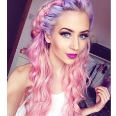 """@amythemermaidx on Instagram: """"Plaited crown ???"""" ❤ liked on Polyvore featuring accessories and braid crown"""