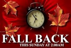 Daylight Savings Times Ends November - Set Your Clocks Back Daylight Savings Fall Back, Daylight Saving Time Ends, Turn Clocks Back, Clocks Fall Back, Fall Back Time Change, Spring Forward Fall Back, Holiday Pictures, Hello Autumn, Autumn Fall