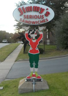 Top Little Rock, #Arkansas, Restaurant Signs #LRA on BourbonandBoots.com