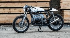 With cafe racers all the rage, it takes a very special one to catch our eye. This one, a stripped back version of a classic 1971 BMW R60/5, is simply superb. It's the work of Brooklyn bike obsessive Tim Harney, whose own images these are. All bikes – just ten a year – are individually commissioned …