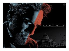 Lincoln movie poster, fan made