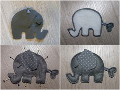 Kinderwagenkette Elefant Filz 3 Baby Mobile, Fabric Animals, Elephant Art, Toy Craft, Love Crochet, Baby Party, Doll Toys, Baby Toys, Kids Room