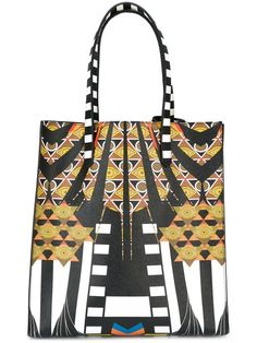 Shop Givenchy medium Egyptian art deco printed tote in Spinnaker Sanremo from the world's best independent boutiques at farfetch.com. Shop 400 boutiques at one address.