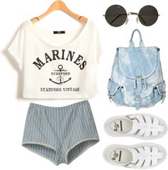 """Sin título #198"" by tropicalkids ❤ liked on Polyvore"