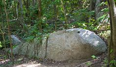 The whale Stone  #ritual place from the Kogui Tribe www.magictourcolombia.com