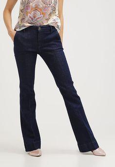 Tommy Hilfiger TAILORED FLARED LEANA - Flared Jeans - denim - Zalando.de 7801ca9ebbdb7