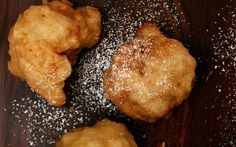 Fritters are a fitting ending to an all-fried-food menu, or to any meal for that matter. Making the most of winter's citrus selection, this recipe combines orange...