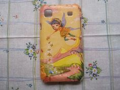 Fairy Farm decoupage case/ Magic style/ Vintage / for  Samsung Galaxy S Plus / Cover case / Hard Case / Accessories on Etsy, ฿485.89