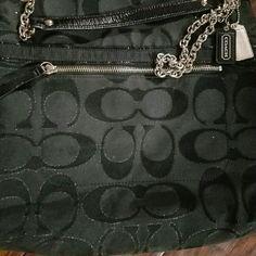 Coach Black Purse New Coach Bags Shoulder Bags