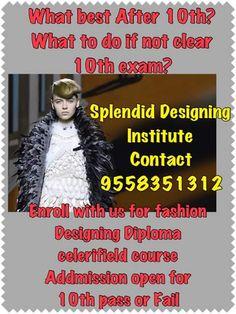 13 Best Fashion Designing Institute Images Fashion Designing Institute Fashion Design Seat Available