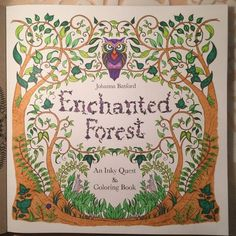 Johanna Basford   Picture by Patricia   Colouring Gallery
