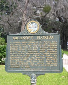 Micanopy, Florida - think Doc Hollywood (no, really, it was shot here) meets Old Florida with great shops and the original Blue Highway Pizza. The perfect pit stop or overnight stay in the middle of a long road trip.