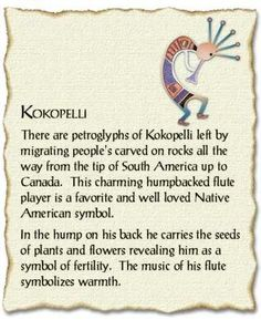 Kokopelli - every time I see this guy he makes me rethink my no tattoo policy