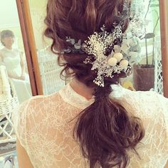 Hair styling & Make-up by Naoko #hawaii#hawaiiwedding#hawaiihairmake#wedding#makeupartist#bride#hairstyling#bilino#bilinonaoko #ハワイ#結婚式#ウェディング#ブライダル#プレ花嫁#花嫁#海外ウェディング#ハワイウェディング#ヘアメイク#ヘアアレンジ#ヘアーメイク#おしゃれ花嫁#ハワイヘアメイク#ハワイ結婚式#ウェディングヘア