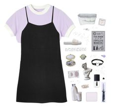 """""""i am painting a picture, a picture was a painting of you"""" by moonlight-baby ❤ liked on Polyvore featuring Reformation, KEEP ME, Puma, CO, Napoleon Perdis, shu uemura, Market, NARS Cosmetics, H&M and Paul Smith"""