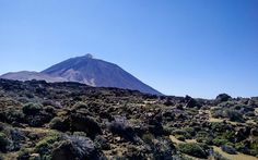 Blick auf den #Teide, der höchste Berg #Spaniens © Viktoria Urbanek/chronic-wanderlust.com Berg, Mount Rainier, Wanderlust, Mountains, Nature, Travel, Sevilla Spain, Vacation, Naturaleza