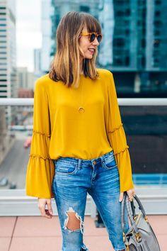 mustard yellow shirt - #mustard #Shirt #yellow