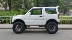 Suzuki Jimny 2unlimited