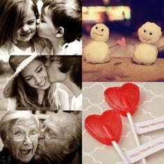 Lo más bonito de San Valentín