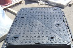 We are Suppliers and Exporters of Thermodrain Manhole Covers by Online Orders @ www.steelsparrow.com