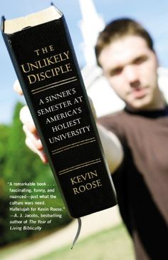 The Unlikely Disciple: A Sinner's Semester at America's Holiest University by Kevin Roose, http://www.amazon.com/dp/B004Z4M3SE/ref=cm_sw_r_pi_dp_caZKqb0FD2SEW  Really enjoyed this title full of wit and humor. Makes you think.