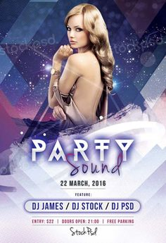 Party Sound Free PSD Flyer Template - http://freepsdflyer.com/party-sound-free-psd-flyer-template/ Enjoy downloading the Party Sound Free PSD Flyer Template created by Stockpsd!  #Club, #Dj, #EDM, #Electro, #HipHop, #Night, #Nightclub, #Party