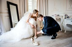 Best of 2013 -  best Bride & Groom Portrait by Tanarak Photography