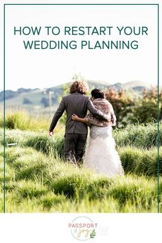 COVID made planning your wedding hard. Maybe it didn't make sense for you to plan with all the uncertainty, but with the recent good news regarding vaccinations and states reopening, you're thinking about starting again. Except how do you pick it back up after all the time in-between?  Restarting planning can be daunting, but don't let the hill before you stop you!  Click to learn 3 steps to restarting your wedding planning from the wedding planning pros at Passport to Joy. #weddingtip Wedding Planning Tips, Wedding Tips, Wedding Vendors, Wedding Day, Weddings, What Is Wedding, Free Wedding, Plan Your Wedding, How To Move Forward