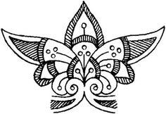 ősi magyar motívumok - Tóth Ildikó - Picasa Webalbumok Alien Concept, Sanya, Hobbit, Zentangle, Folk Art, Flowers, Vectors, Cards, Fonts