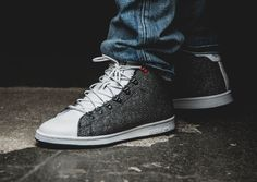 Adidas Stan Smith Mid Winter Jungle Ink