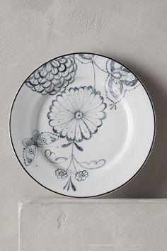 Greenwich Side Plate - anthropologie.com
