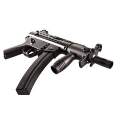 Airsoft Heckler&Koch MP5 K AGCO2 #airsoft #mp5 Find our speedloader now! http://www.amazon.com/shops/raeind