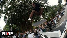 Adidas Away Days Tour Brazil: Adidas Skateboarding Away Days Tour São Paulo Brazil featuring… #Skatevideos #adidas #away #brazil #days
