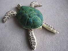Sea turtle tutorial.