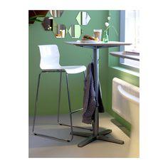Reception table for salon and nail bar idea!!